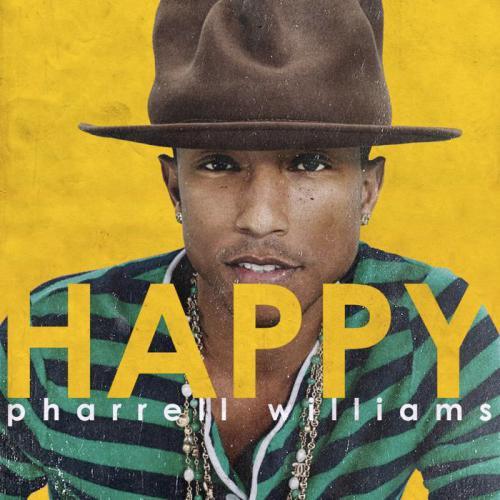 Pharrell williams happy mp3 скачать