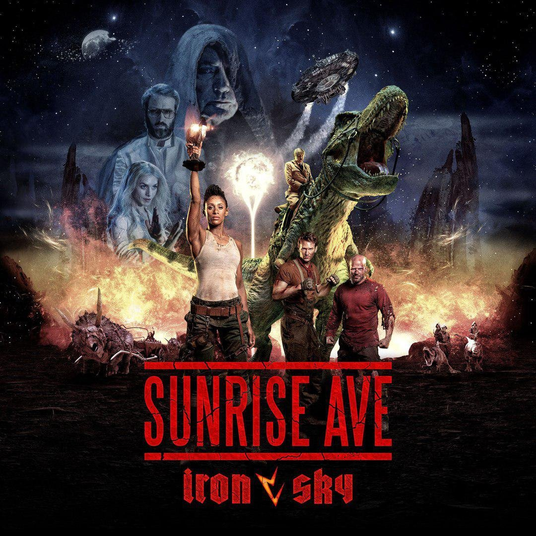 Sunrise Avenue - Iron Sky (Single) (2019)